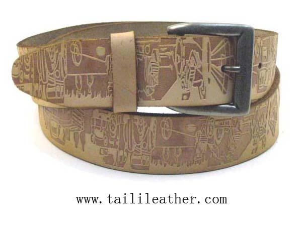 Fashion belt screensaver