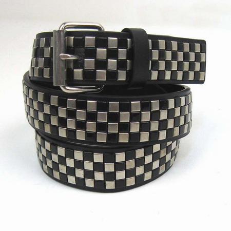 Leather belt screensaver